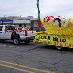 Lori's Ice Cream - 2009 Parade