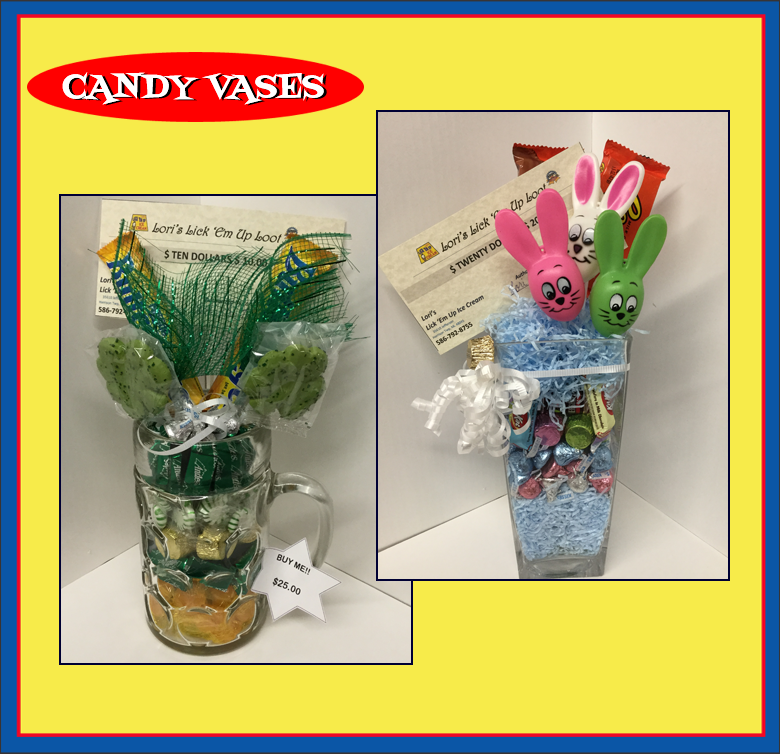 candy-vases